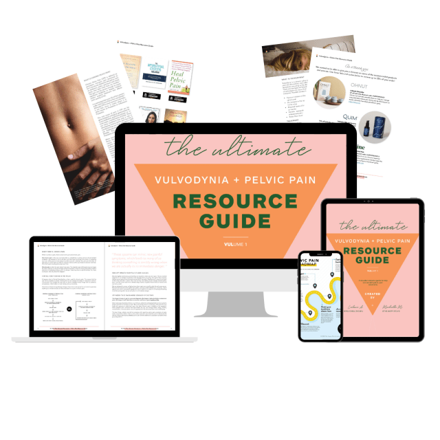 Vulvodynia Resource Guide