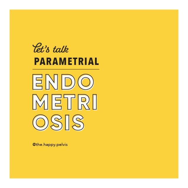 Parametrial Endometriosis
