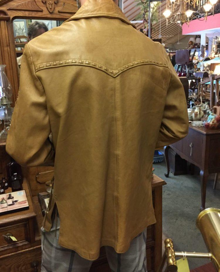 Upgrade proof jacket