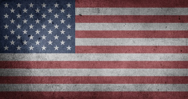 America Flag Trump