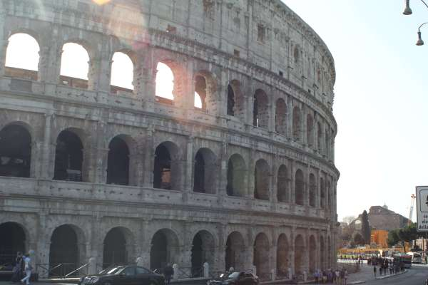 Rome: The Colosseum