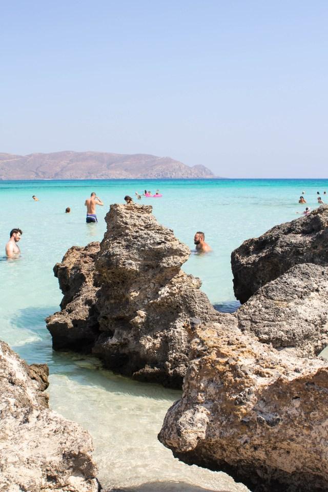 Elafonissi, Crete