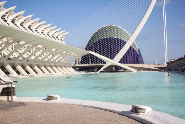 Arts and Science centre Valencia