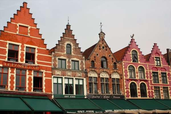 Brussels & Bruges, Belgium