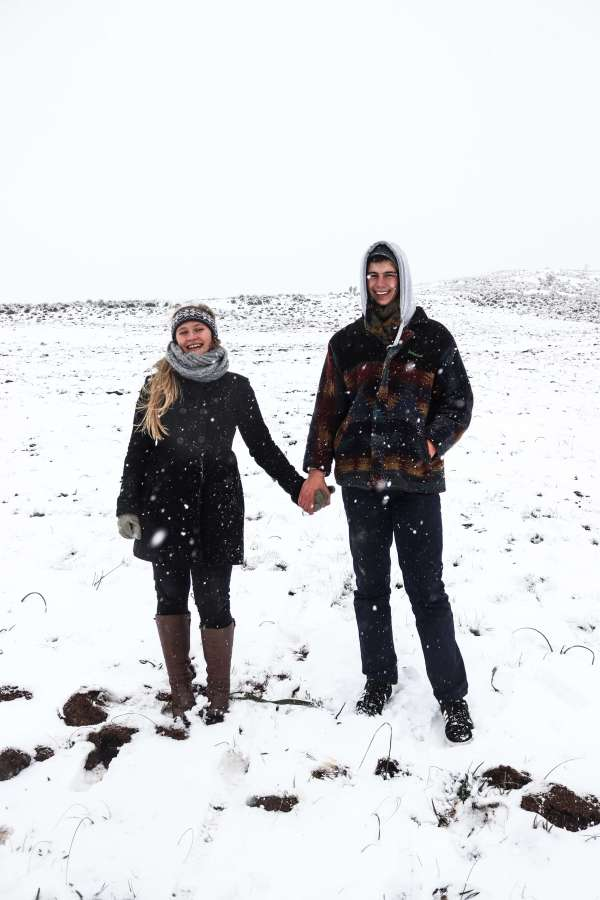 Planning a trip to the snow in Matroosberg