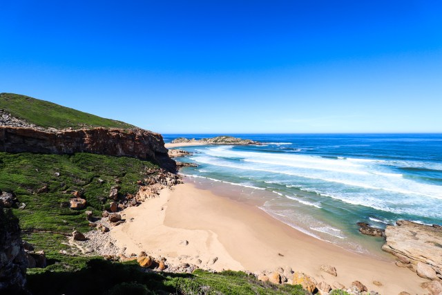 Robberg Nature Reserve Hike
