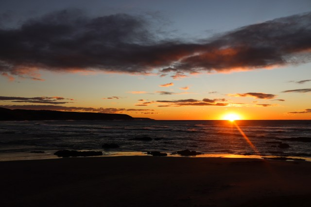 Bulungula sunrise