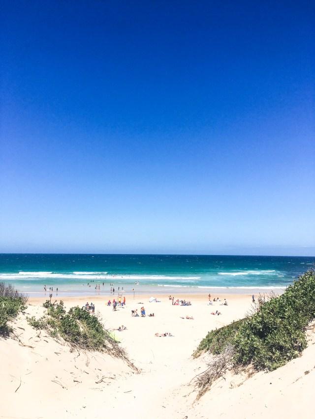 Cape St Francis beach