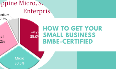 How To Get Your Homebased Business BMBE-Certified