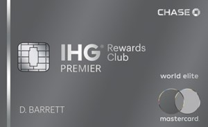 IHG Premier card