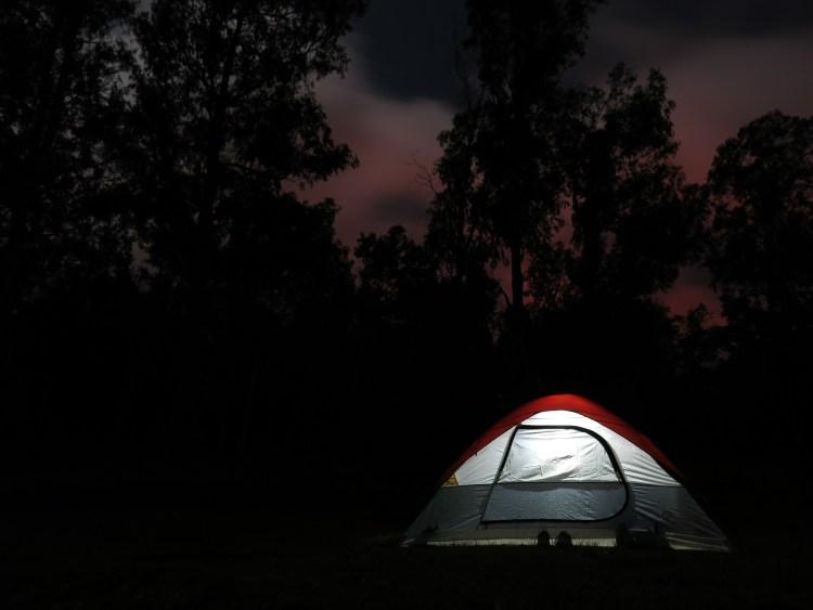 Nāmakanipaio Campground