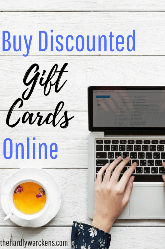 Buy discount gift cards online