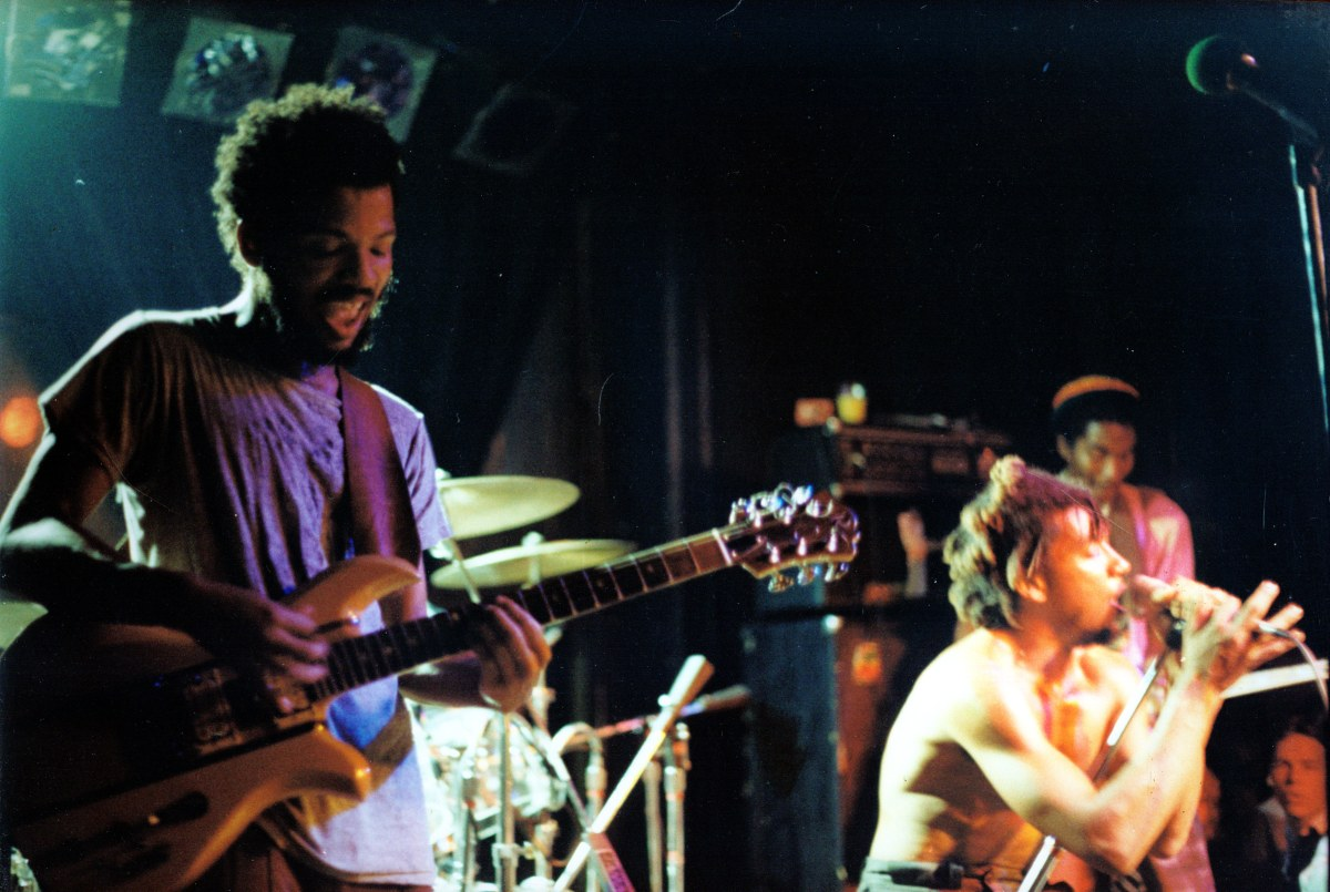 Bad Brains Enter 30th Year of Getting a Pass for Homophobia