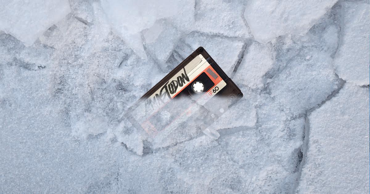 Long-Lost Mastodon Demo Tape Found Frozen in Russian Tundra