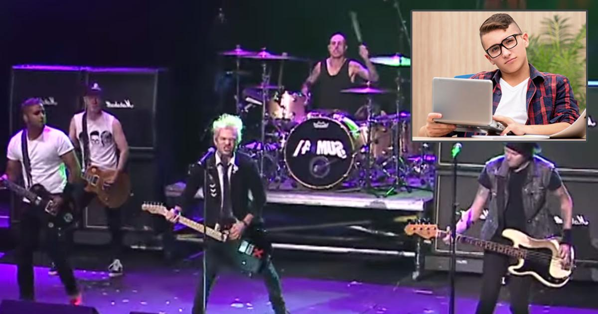 We've Already Written Obituaries for the Members of Sum 41