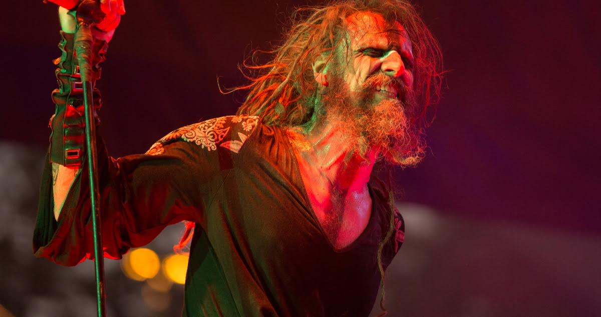 We Asked Rob Zombie About Pop Punk and Turns out He's More of a Metal Guy