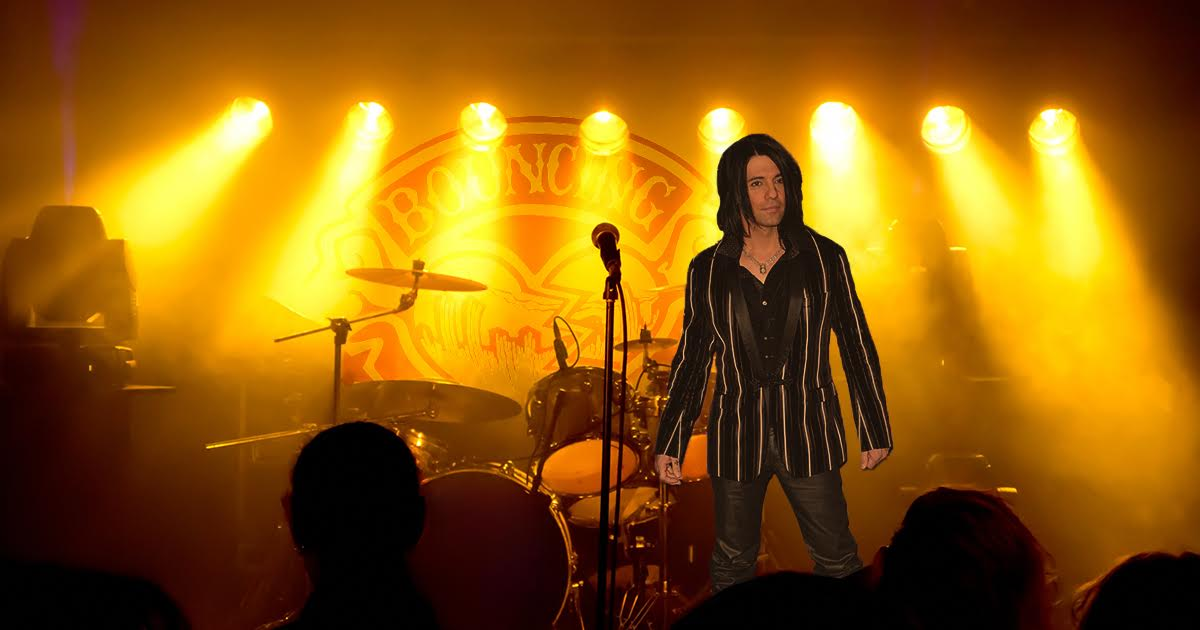 Criss Angel Accidentally Makes The Bouncing Souls Disappear