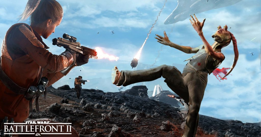 star wars battlefront 2 hackers