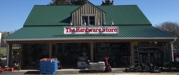 Hardware Store Mardela Springs