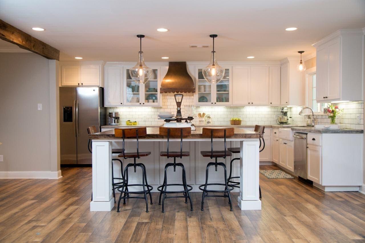 Fixer Upper Kitchen Pictures