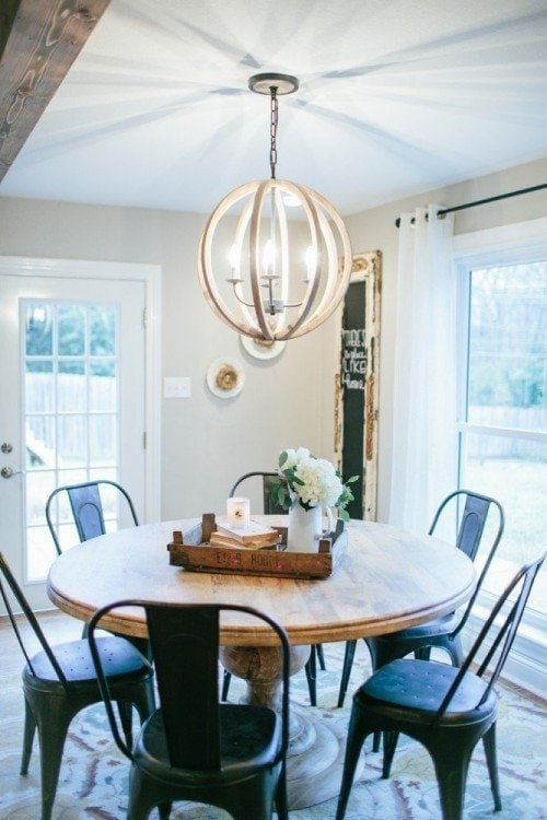 Round Dining Tables 8 Affordable Options The Harper House