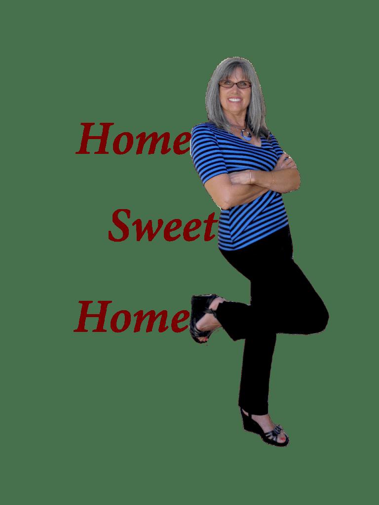DIANA HARRIS HOME SWEET HOME