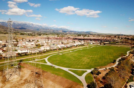 Stetson Park Beaumont California