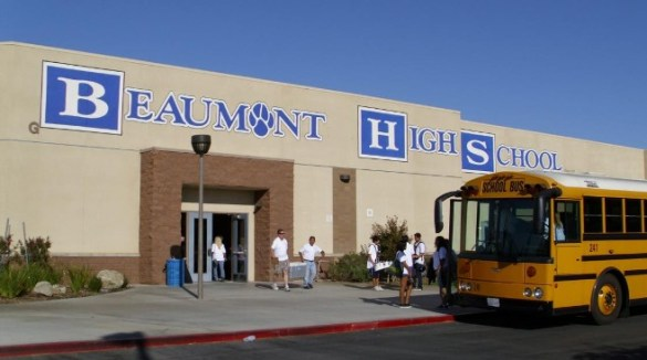 Beaumont High School Ca