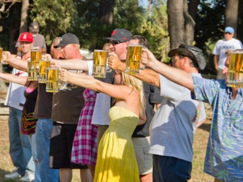Sauage Beer Festival Beaumont Ca
