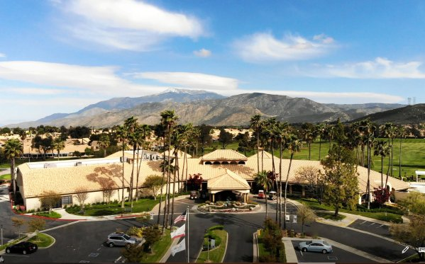 Sun Lakes Clubhouse Banning Ca