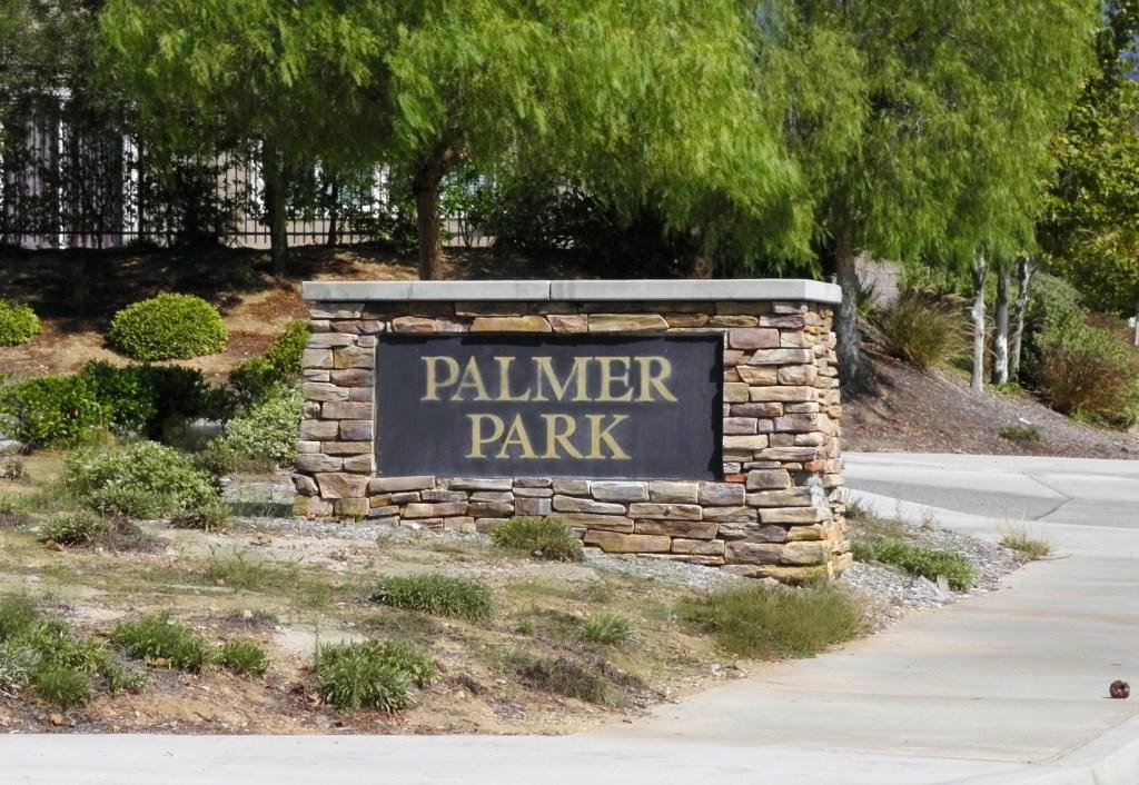 Fairway Canyon Beaumont Palmer Park