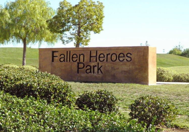 Fallen Heroes Park Beaumont Ca