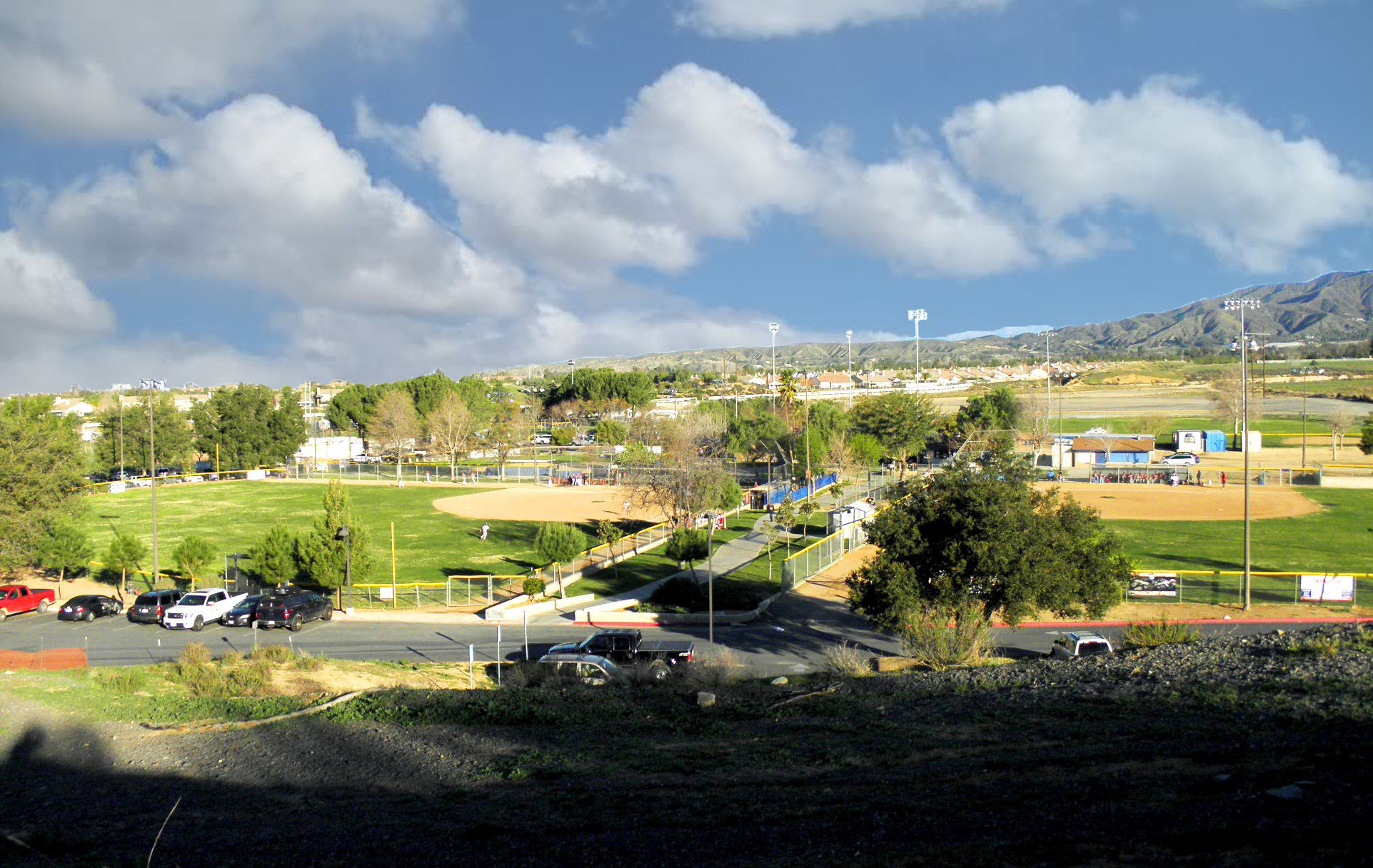 Noble Creek Park Beaumont Ca
