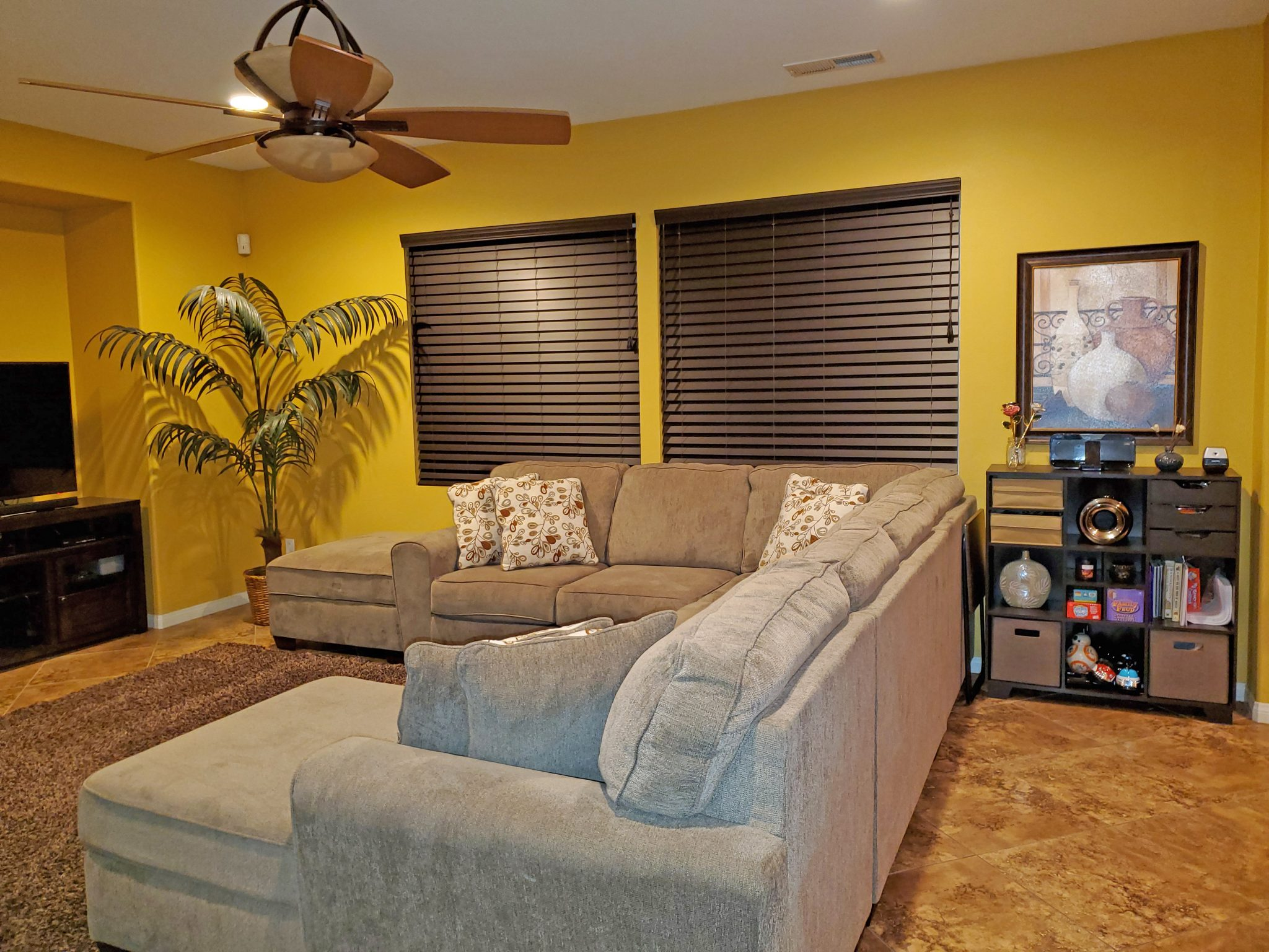 124 Boston Ave., Beaumont Ca. 92223 Family Room