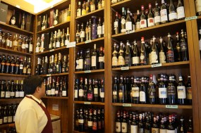 vino - photo courtesy of The Harrises of Chicago