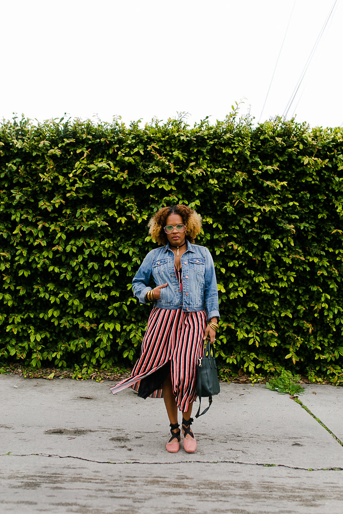 Style blogger Hautemommie wears Zara, Abercrombie, and Mango