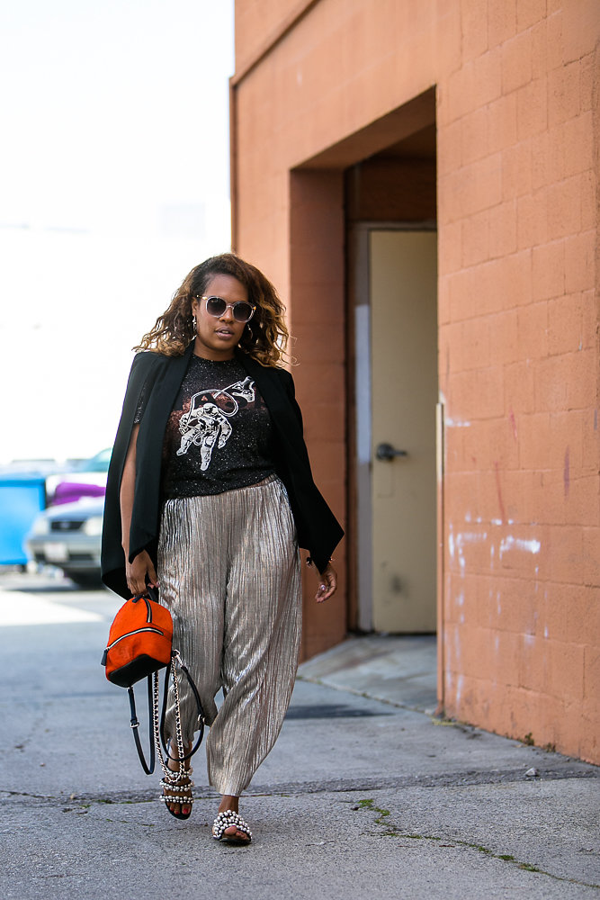 HAUTEMOMMIE-WEARS-GOLD-LAME-PANTS-NASA-TEE