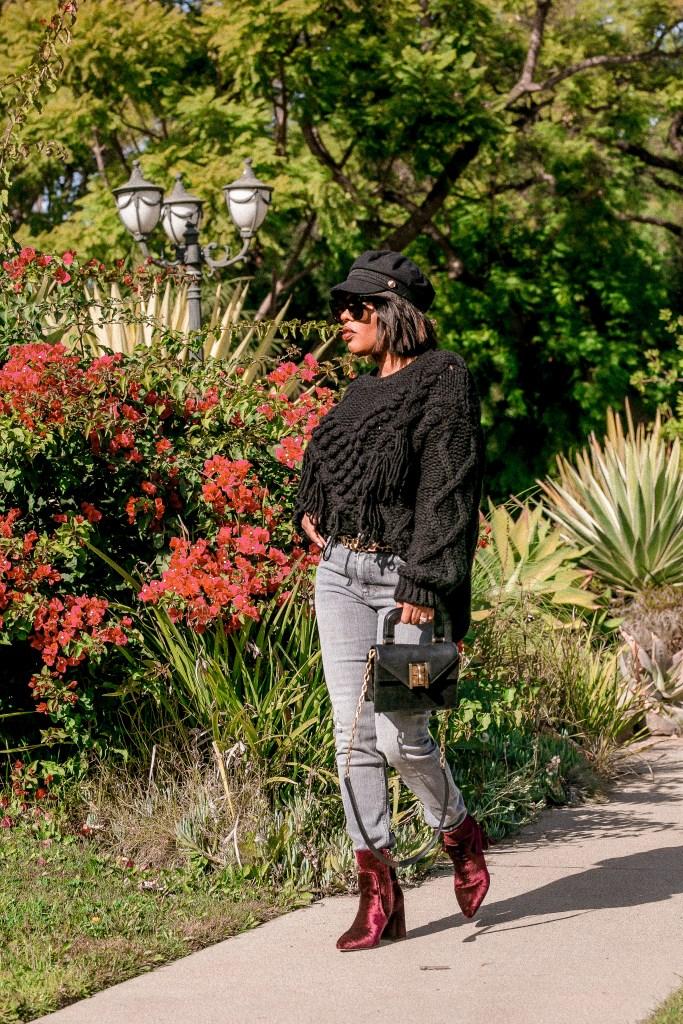 Fall fashion, Henri Bendel, The Hautemommie, Top LA Blogger, LA blogger, fashion blog, style blog, Black girl blogger, black girl style