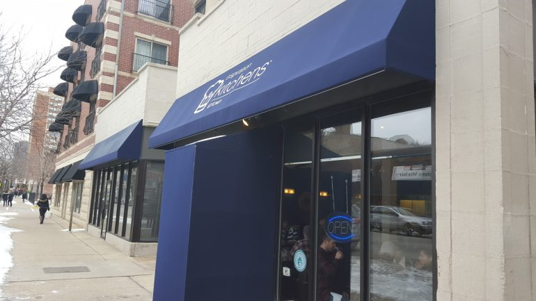 outside view of Inspiration Kitchens in Uptown