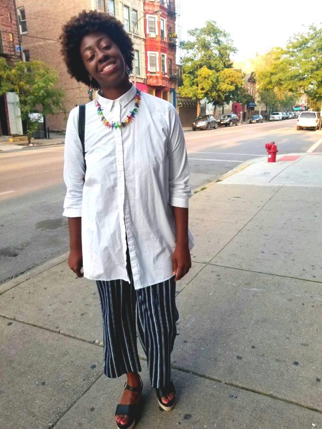 Art School Cool Jumpsuit Look 1 by The Haute Seeker_3