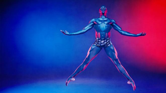 Alvin Ailey American Dance Theater dancer image in the March Guide of Events in Chicago 2019 on TheHauteSeeker.com