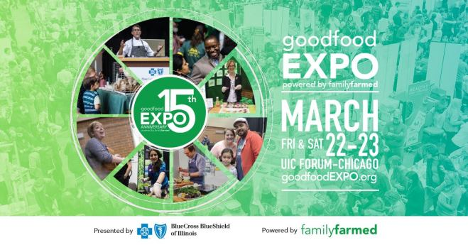 Good Food Expo 2019 featured in The Haute Seeker March 21st - 24th Weekend Seekers Guide