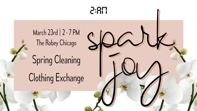 2:AM Spring Cleaning at the Robey Hotel featured in The Haute Seeker March 21st - 24th Weekend Seekers Guide