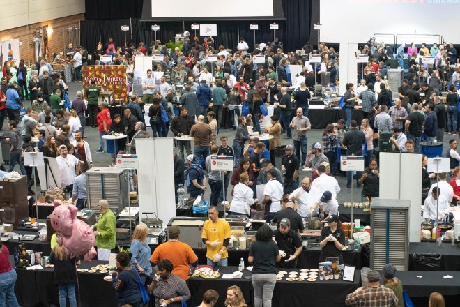 Bacon Fest 2018 featured in Chicago April 2019 Events Guide 2019 by The Haute Seeker