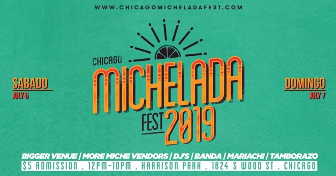 Chicago Michelada Fest 2019 feature on The Haute Seeker