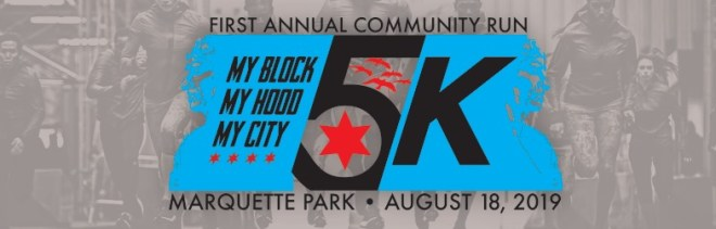 My Block, My Hood, My City 1st Annual Community Run featured in August Events Guide 2019 on The Haute Seeker