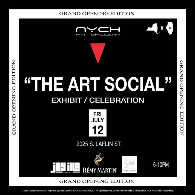 The Art Social in Chicago feature on The Haute Seeker
