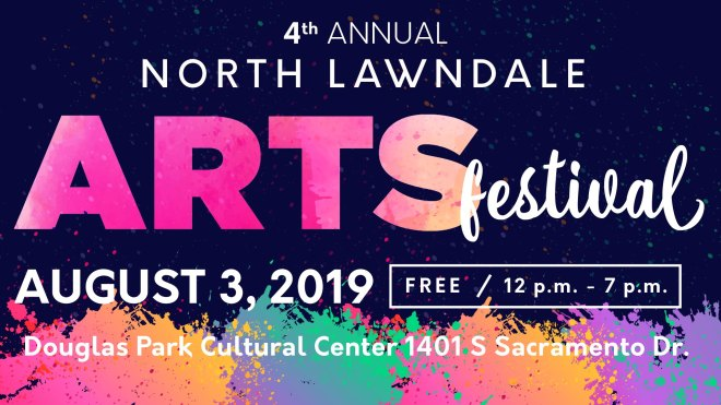 2019 North Lawndale Arts Festival  featured in August Events Guide 2019 on The Haute Seeker