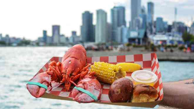 Great American Lobster Fest featured on The Haute Seeker Labor Day Weekend Seekers Guide of Things to Do in Chicago