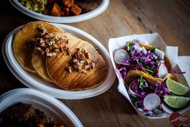 Vegan food metropolitan as featured on The Haute Seeker